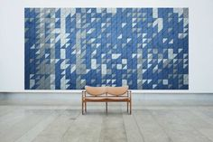 BAUX Sound Absorbing Wall Panels by Form Us With Love Photo