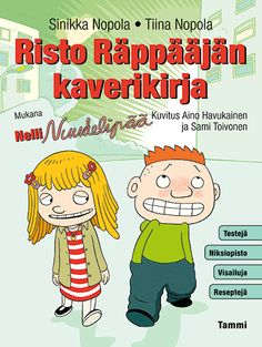 Risto Räppääjän kaverikirja Comics, Children, Young Children, Boys, Kids, Cartoons, Comic, Comics And Cartoons, Child