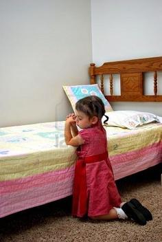 Prayer of a Child.