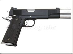 Western Arms 1911 GBB Airsoft from The Punisher