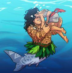Maui Mermaid XD