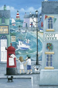 Harbour Post Photograph  - Harbour Post Fine Art Print