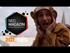 ICH BIN ZU DUMM FÜR RTL (wack or tight) - Jan Böhmermann / Neo Magazin - ZDFneo - YouTube