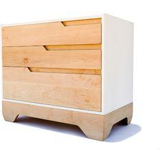 Commode design, original et écologique. Kalon Studios conçoit du mobilier enfant moderne et durabl