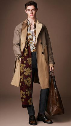 Burberry - A/W14 Runway Collection