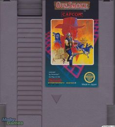 Nes Games, Nintendo Games, Original Nintendo, Video Games, Japan, Gun, Smoke, Collection, Videogames