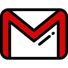 Gmail free vector icons designed by Freepik Iphone Logo, Iphone Icon, App Store Icon, Whatsapp Logo, Snapchat Icon, Mail Icon, Cute App, Iphone App Design, Ios App Icon