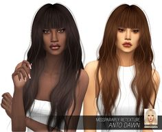 Anto Dawn: Solids at Miss Paraply via Sims 4 Updates