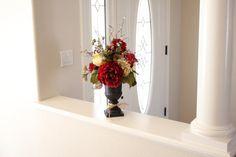 Floral Arrangement home decor by tinasboutiquehome on Etsy