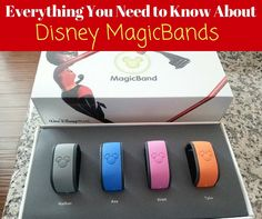 Disney MagicBands are a device to streamline your Disney vacation.  It will serve as everything from your room keys to payment method in the park.