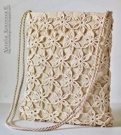 Outstanding Crochet: Crochet bag schema