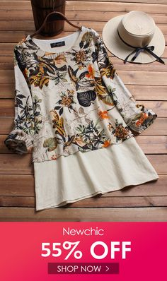 O-NEWE Print Patchwork Long Sleeve Vintage Blouses for Women can cover your body well, make you more sexy, Newchic offer cheap plus size fashion tops for women. Dresses Kids Girl, Blouse Vintage, Business Outfits, Plus Size Blouses, Clothes For Sale, Blouses For Women, Plus Size Fashion, Summer Outfits, Color Yellow