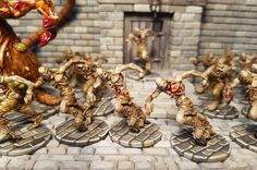 zombicide black plague painted - Google Search