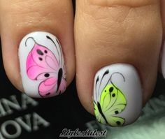 The Most Trendy & Creative Nails Art You've Ever Seen 2016 75 pic - Styles latest