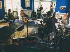 The Ann Wilson thing Band Practice