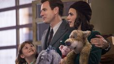 Ewan McGregor and Hayley Atwell on Taking Us Back to the Hundred Acre Wood in Christopher Robin Hayley Atwell, Ewan Mcgregor, Disney Films, Disney S, Tigger Disney, 2018 Movies, Movies Online, Disney Animation, Marc Forster