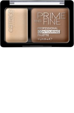 Prime And Fine Professional Contouring Palette 020 Warm Harmony