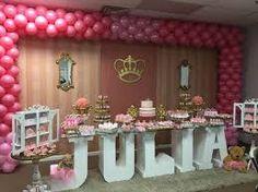 Resultado de imagem para festa princesa