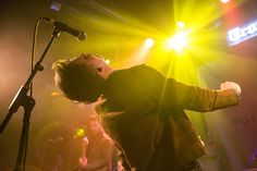 Nothing But Thieves Conor Mason