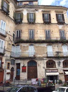 Cosenza vechio, Calabria, Italy