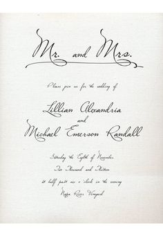 Old World Classic Wedding Invitation  Save the by BrossieBelle, $1.28