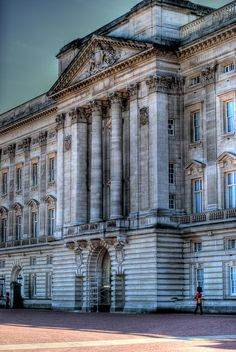 Buckingham Palace, London. Originally known as Buckingham House, the building which forms the core of today's palace was a large townhouse built for the Duke of Buckingham in 1703 on a site which had been in private ownership for at least 150 years.