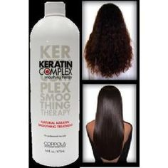 Keratin treatment are a MUST for people with frizzy hair or unwanted curl.