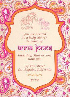 Floral lantern custom godh bharai invitations godh bharai ca7791f361379b4ddd643787a663b27cg 236330 stopboris Image collections