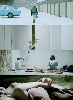 """Låt den rätte komma in"" (2008), Tomas Alfredson. DoP: Hoyte Van Hoytema."