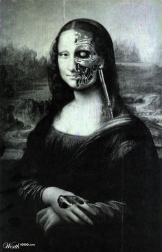 Termona - the terminator was a remake of a film called termona which was made 1479 and directed by Leonardo da Vinci and the hero was the mona lisa  lol anyway that's all a joke  enjoy and for more enjoyment see full size!
