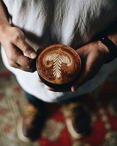 Coffee   cr: Instagram @manmakecoffee