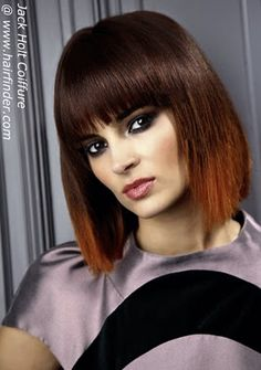 Cabello Mediano - Estilos de peinados 10