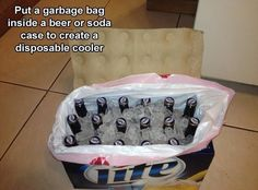 20 'Life Hacks' So Crazy Only A Mad Genius Could Invent Them. - http://www.lifebuzz.com/pure-genius/