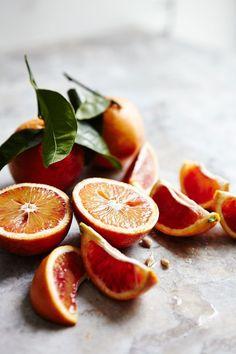 Blood Oranges (Naranjas sanguinas)