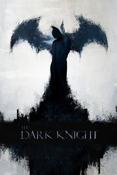 The Dark Knight - Poster by Barend Chamberlain