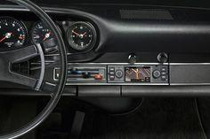 Porsche Classic Navigation System