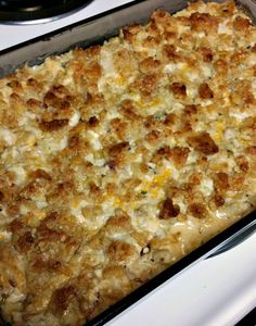 Jalapeno Popper Chicken Casserole from Recipes for Divine Living - where has this been all my life!! Sounds amazing!!