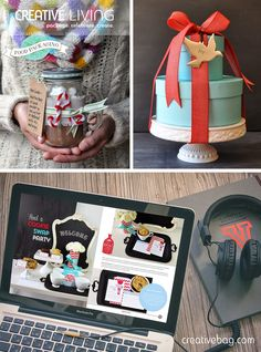 Creative Living online magazine - Holiday Food Packaging 2014 | Creative Bag