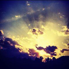 Gods Glory, beautiful !