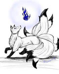 Nine Tailed Fox Tattoo - Bing Images