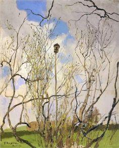 Wiosna - Ferdynand Ruszczyc