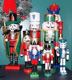 The Original Nutcracker Ballet is actually based off of a story by E.T.A. Hoffmann called: The Nutcracker and the Mouse King>>  read an outline on this link