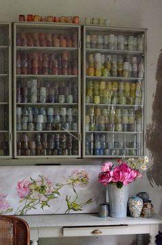 Claire Basler- Atelier
