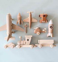 Love these simple toys.You can find Wooden toys and more on our website.Love these simple toys. Woodworking For Kids, Woodworking Projects Diy, Woodworking Bench, Woodworking Techniques, Woodworking Blueprints, Diy Projects, Woodworking Guide, Project Ideas, Toys Drawing
