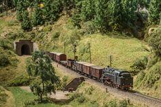 Hochschwarzwald blog 19 - Only 10 BR85s were built by Henschel in 1931