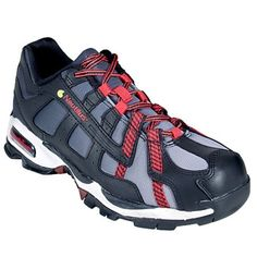 Nautilus 41821 Mens Steel Toe SD Non-Slip Tennis Shoes N1317