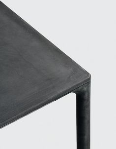 Paolo Lucidi andLuca Pevere ofLucidiPevere Design Studio have created Boiacca, a beautiful (entirely cement) dining table for Kristalia