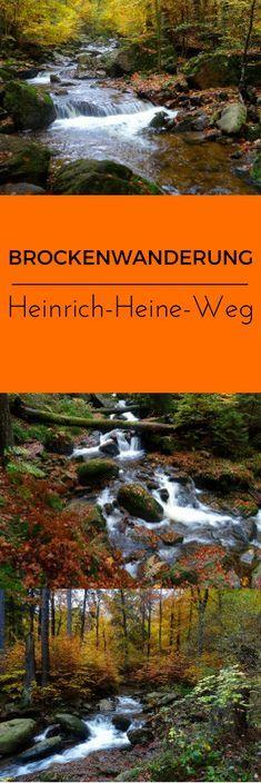 Brockenwanderung auf dem Heinrich-Heine-Weg im Harz   Deutschland   Germany   Hiking   Wandern   Europe   Reisen   Travel