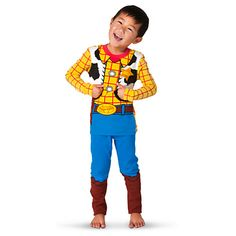 Sheriff Woody Deluxe PJ Pal for Boys | PJ Pals | Disney Store