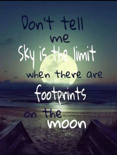 No limits but the sky book